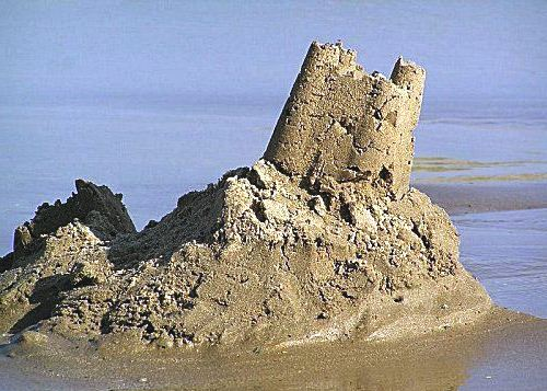 Image result for sand castle washing images