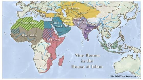 muslim area