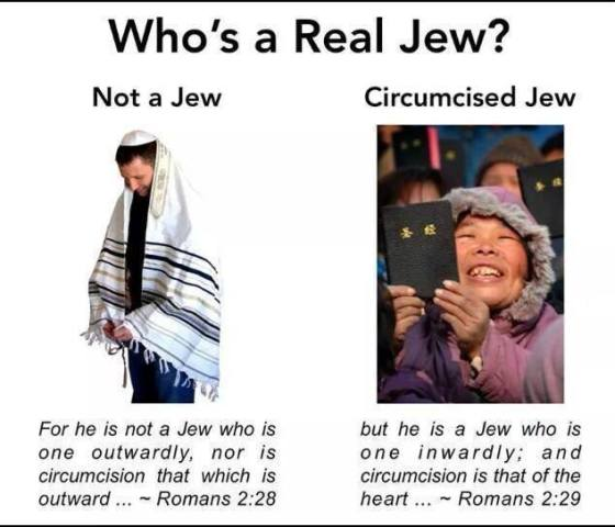 who is a real jew?